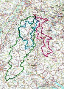 Routenplaner Schwarzwald
