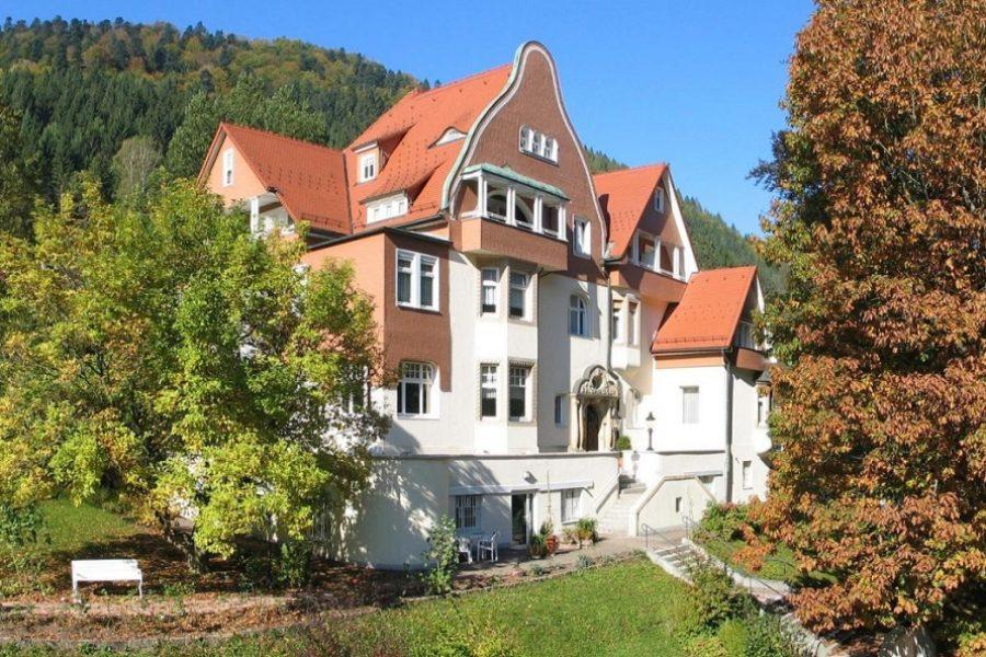 Villa Commerell Außenansicht